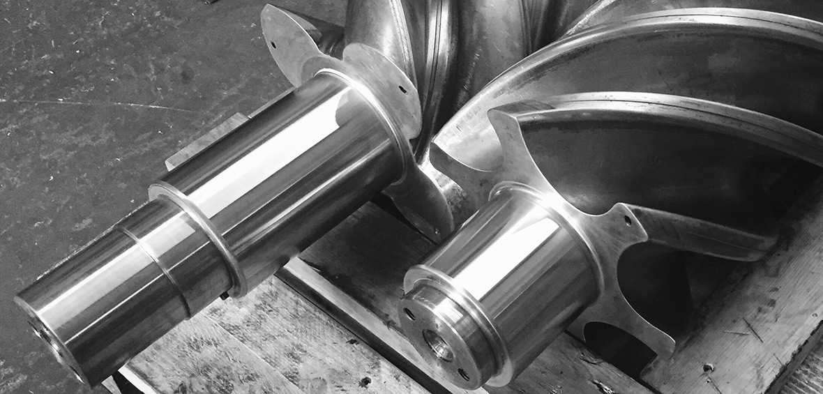 Hard Chrome Plating Services | Masterson Industries | Round